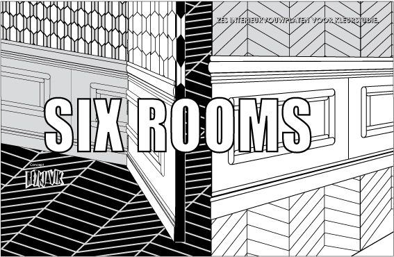 SIX ROOMS